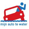 mijn auto te water